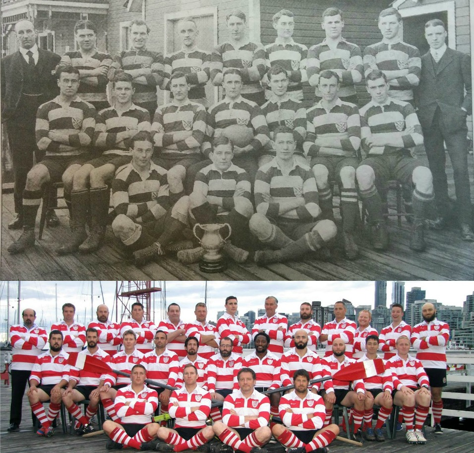 A Vancouver Rugby Tradition